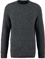 Dickies Goodland Jumper Dark Grey Melange