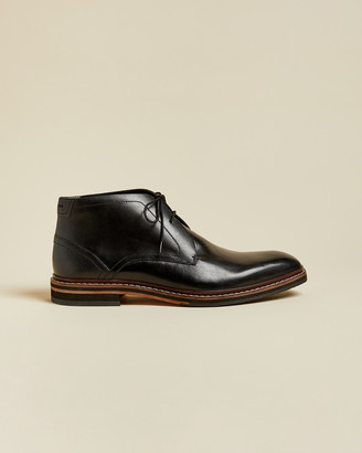 Ted Baker CRINT Leather desert boots