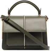 Marni green mini Attache crossbody bag