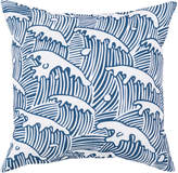 Surya Washed by the Waves Pillow