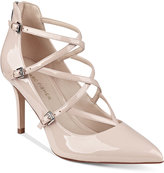 Marc Fisher Danger Strappy Pumps