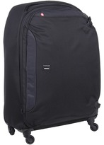Crumpler Dry Red No 11 - 4 Wheel Expandable Carry On (Black) - Bags and Luggage