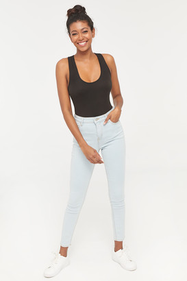 Ardene Eco-conscious Sustainable Fabric Skinny Jeans