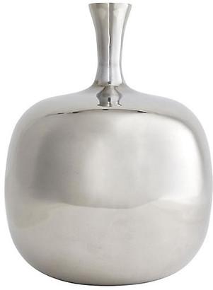 Arteriors Elsa Vase - Antiqued Silver