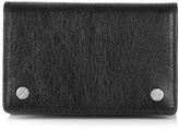 Balenciaga Bi-fold Leather Cardholder