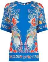 Roberto Cavalli Enchanted garden T-shirt