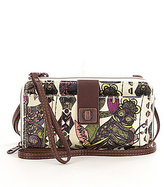 Sakroots Artist Circle Large Smartphone Cross-Body Bag