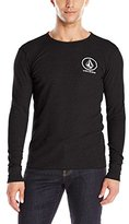 Volcom Men's Forever Stones Long Sleeve Thermal Shirt