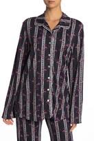Cosabella Chayne Floral Long Sleeve Pajama Top