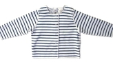 Petite Bateau - Kid's Baby Blue Striped Sweater