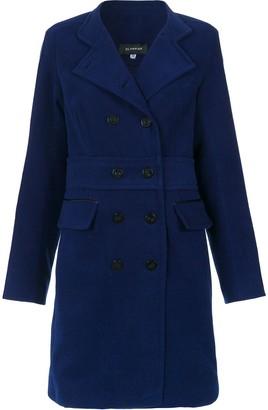 Olympiah Pumacahua coat