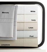 Hudson Park 800TC Egyptian Cotton Decorative Pillow Ivory 16 x 16