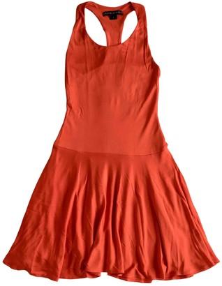 Ralph Lauren Orange Dress for Women