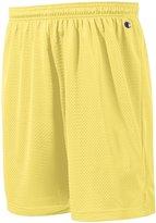 Champion Men`s Polyester Mesh Short, 8731, L