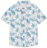 Appaman Little Boy's & Boy's Palm Tree Shirt