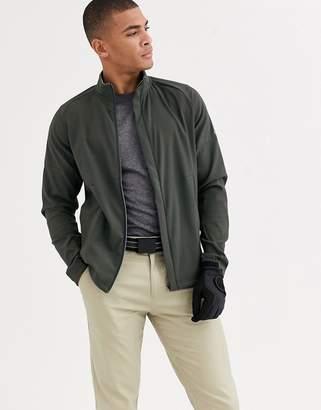 adidas Softshell jacket in khaki-Green