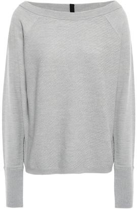 Duffy Ribbed Merino Wool Sweater