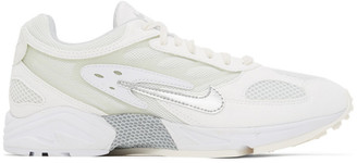Nike White Air Ghost Racer Sneakers