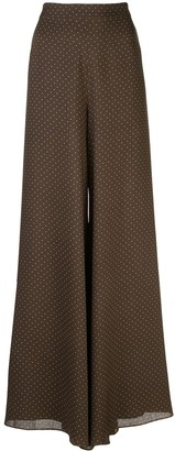 Alexis Antonin wide-leg trousers