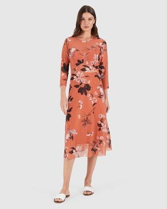 Cooper St Tango LS Maxi Dress