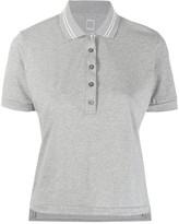 Eleventy button polo shirt