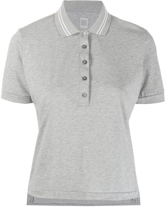 Eleventy button polo shirt