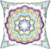 Nanette Lepore Paisley Medallion Embroidered Pillow