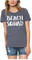 O'Neill Women's Beach Squad Short Sleeve Tee - Periscope Short Sleeve Shirts