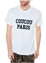 Ami Alexandre Mattiussi Ami Printed Shirt