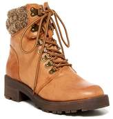 Mia Maylynn Faux Shearling Lined Hiking Boot