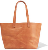 Clare Vivier Suki Supreme Leather Tote - Tan