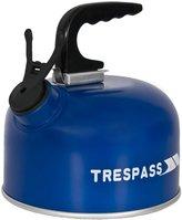 Trespass Boil Aluminum Kettle (1 Litre)