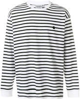 Carhartt lightweight striped sweatshirt