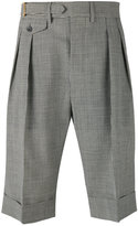 Lardini tailored shorts - men - Cotton/Wool - 46