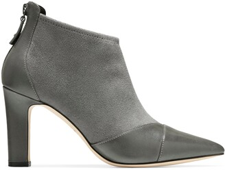 Cole Haan Viana Stretch Leather Boot