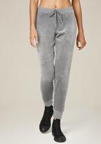 Bebe Charcoal Jogger Pants