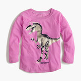 "J.Crew Girls' ""Shineosaurus"" T-shirt"