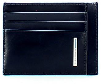 Piquadro Blue Wallet
