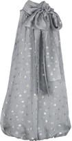 Spotty mini dress