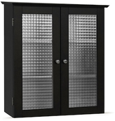 Elegant Home Fashions Chesterfield 2 Door Wall Cabinet