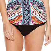 A.N.A a.n.a Tribal Beat High Neck Tankini Swimsuit Top