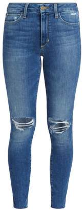 Joe's Jeans Hi Honey Distressed Skinny Jeans