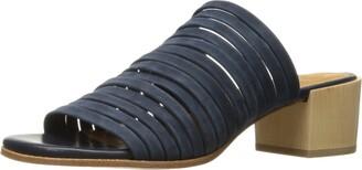 Coclico Women's Taz Dress Sandal Navy 37.5 EU/7-7.5 M US