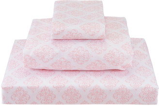 Levtex Damask Twin Sheet Set