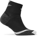 Nike - Elite Cushion Quarter Dri-fit Socks
