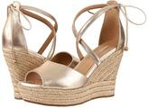 UGG Reagan Metallic Women's Wedge Shoes