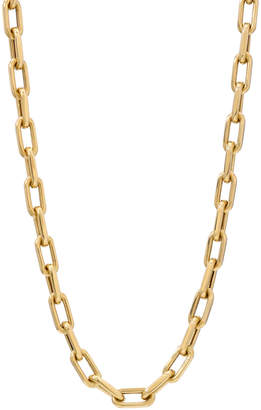 Zoe Lev Jewelry 14k Gold Large Open-Link Chain Necklace