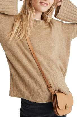 Madewell Ayres Wide Sleeve Pullover Sweater