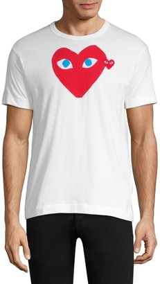 Comme des Garcons Red Heart Tee