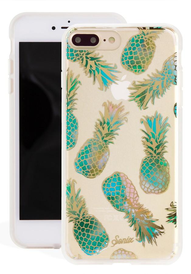 Sonix Liana Teal iPhone 6/6s/7/8 & 6/6s/7/8 Plus Case